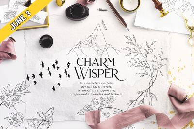 FREE Charm Wisper