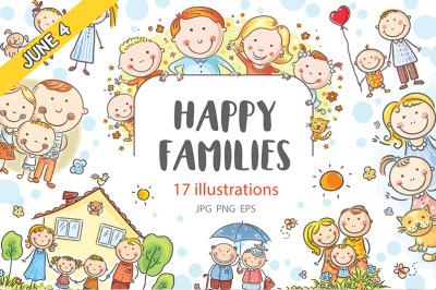 FREE Happy Families