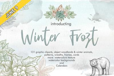 FREE Winter Frost