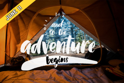 FREE Lettering for Travel