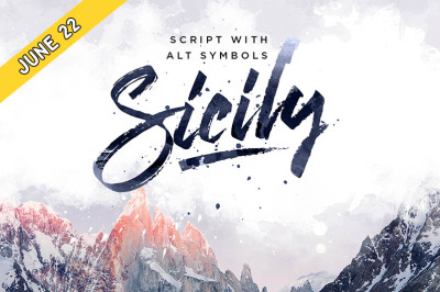 FREE Sicily Font