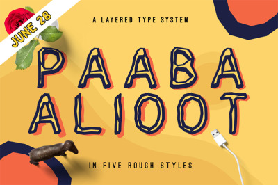 FREE Paabalioot Font