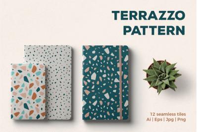 FREE Terrazzo Seamless Patterns