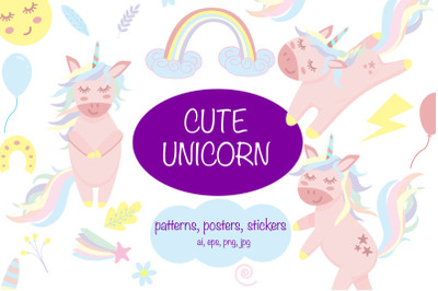 FREE Cute Unicorn
