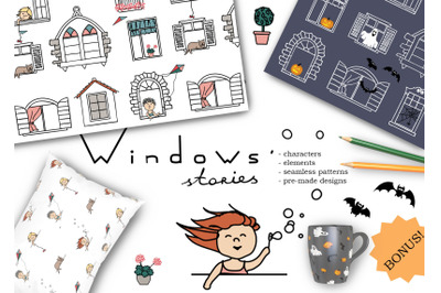 FREE Windows Stories Pack