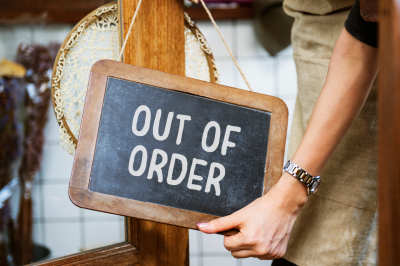 FREE Out of Order Font Family