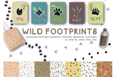 FREE Wild Footprints