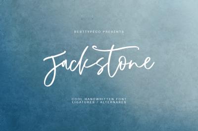 FREE Jackstone Font