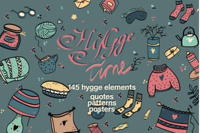 FREE Hygge Time Graphic Pack