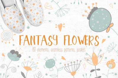FREE Fantazi Flowers