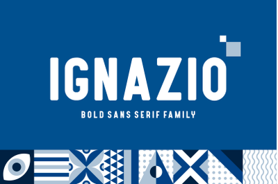 FREE Ignazio Serif Family