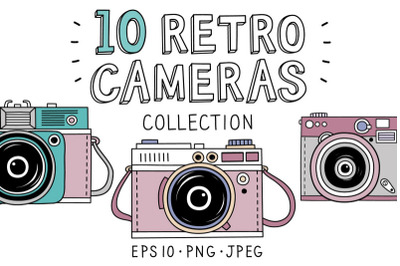 FREE Retro Cameras