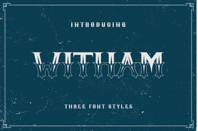 FREE Witham Font Family
