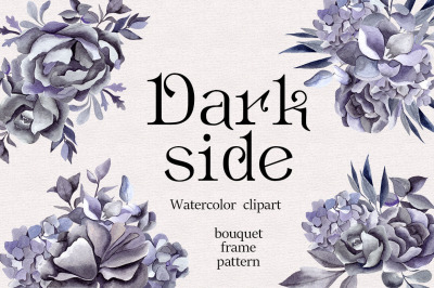 FREE Dark Side Watercolor Set