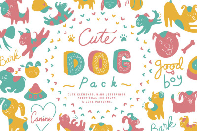 FREE Cute Dog Pack