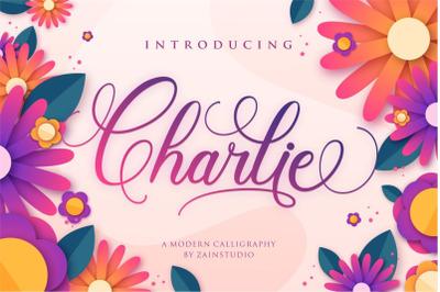 FREE Charlie Font