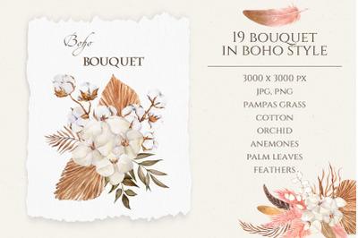 FREE Boho Bouquet
