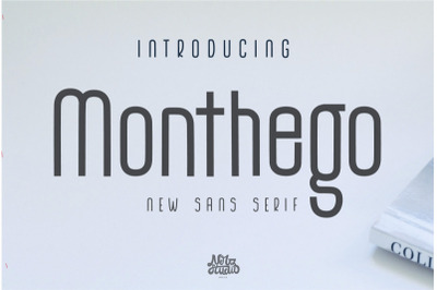 FREE The Monthego Sans Serif