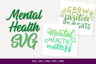 FREE Mental Health SVG