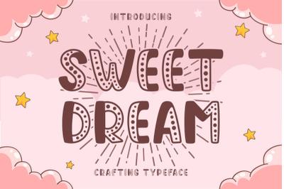 FREE Sweet Dream Font