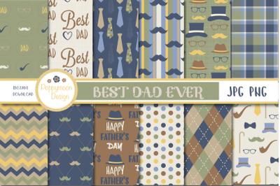 FREE Father's Day Pattern Set