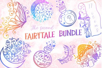 FREE The Second Fairytale Bundle - SVG Cut Files