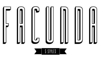 FREE Facunda Font