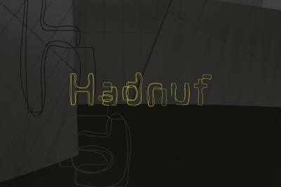 FREE Hadnuf Font