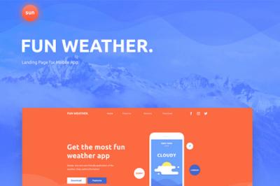 FREE Fun Weather App