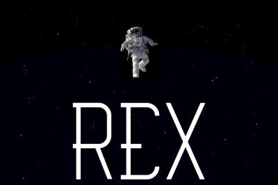 FREE Rex Typeface