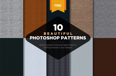 10 FREE Photoshop patterns