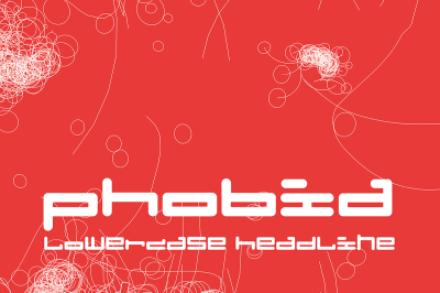 FREE Phobia Font