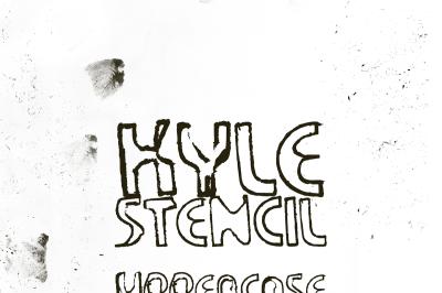 FREE Kyle Stencil Font