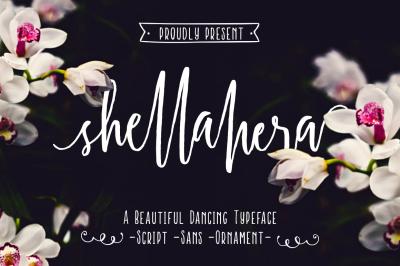 FREE Font: ShellaHera Demo Typeface