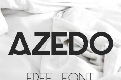 FREE Azedo Font