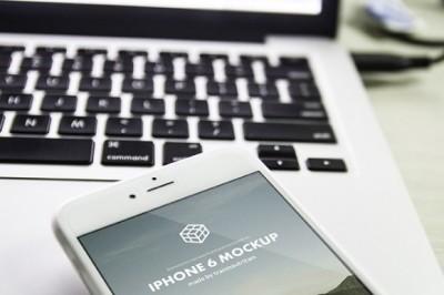 FREE iPhone 6 Mockups x 5