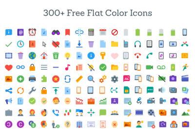 300+ Editable Icons