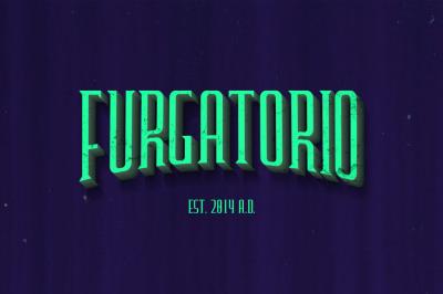 FREE Font: Furgatorio Typeface