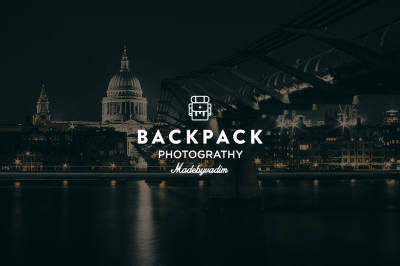 Backpack Photo Set