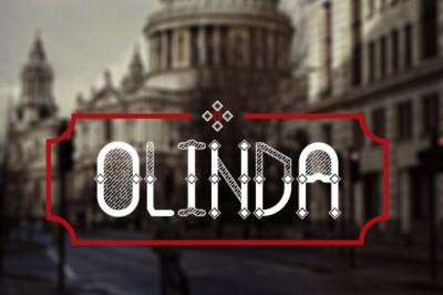 FREE Olinda Font