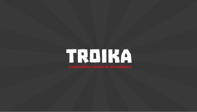 FREE Troika font