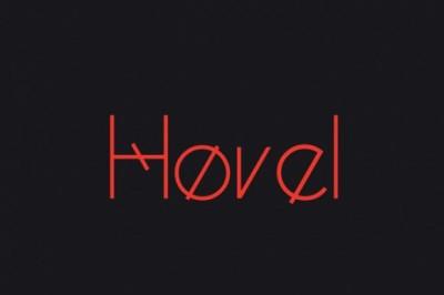 FREE Hovel Font