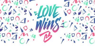 FREE Love Wins Lettering Font