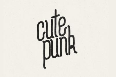 FREE Font: Cute Punk Typeface