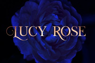 FREE Font: Lucy Rose - Personal Use
