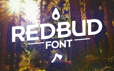 FREE Rebud font