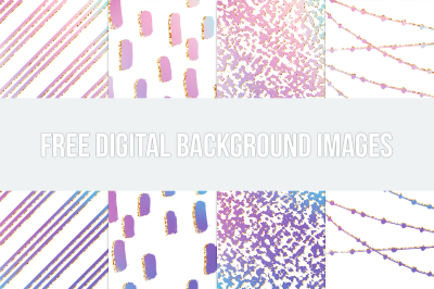 FREE Digital Background Images