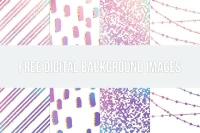 FREE Digital Background Images