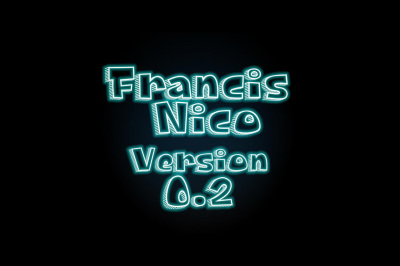 FREE Francis Nico Font - Personal Use Only